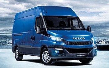 Fahrzeugeinrichtungen für Iveco Daily 2014
