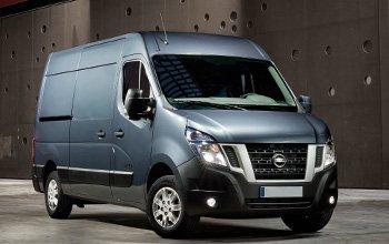 Allestimenti furgoni Nissan NV400