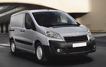 Allestimenti furgoni Peugeot Expert