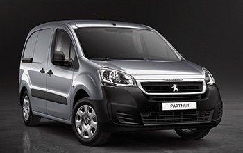Allestimenti furgoni Peugeot Partner
