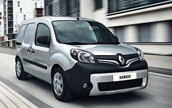 Allestimenti furgoni Renault Kangoo
