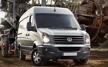 Allestimenti furgoni Volkswagen Crafter