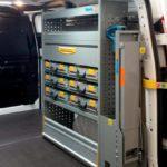 Fahrzeugeinrichtungen Ford Transit Custom