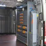 Fahrzeugeinrichtungen Iveco Daily