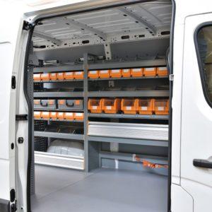 Fahrzeugeinrichtungen Renault Master