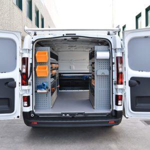 Fahrzeugeinrichtungen Renault Trafic