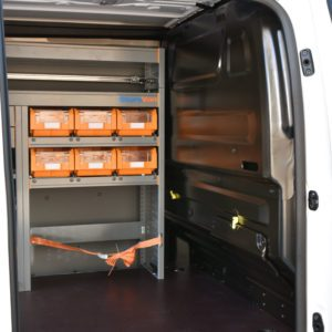 Allestimenti furgoni per Toyota Proace