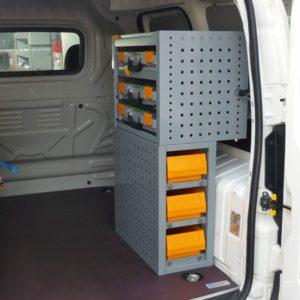 Fahrzeugeinrichtungen Peugeot Bipper