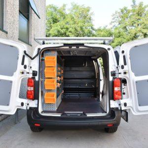 Fahrzeugeinrichtungen Peugeot Expert