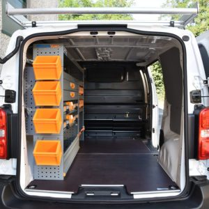 Allestimento furgoni per Toyota Proace