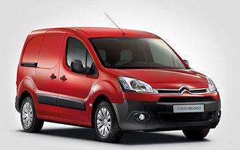 Equipamiento furgonetas Citroën Berlingo