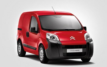 Allestimento furgoni Citroën Nemo
