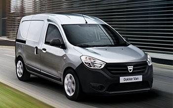 Fahrzeugeinrichtungen für Dacia Dokker