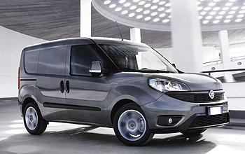 Equipamiento furgonetas Fiat Doblò