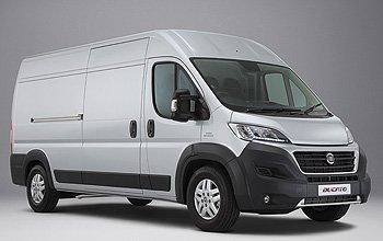 Van equipments for Fiat Ducato