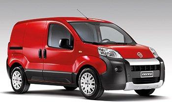 Allestimento furgoni Fiat Fiorino