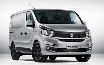 Allestimento furgoni Fiat Talento