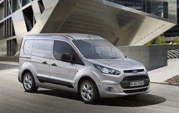 Allestimenti furgoni Ford Connect