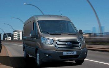 Equipamientos furgonetas Ford Transit 2014