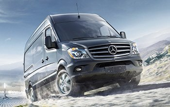 Van equipments MERCEDES-BENZ Sprinter