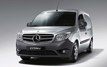 Van equipments MERCEDES-BENZ Citan