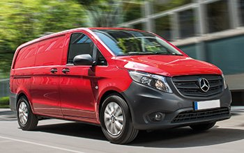 Van equipments for Mercedes-Benz Vito