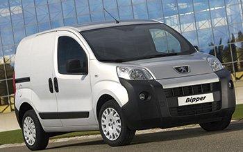 Van equipments Peugeot Bipper