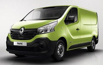 Aménagement fourgons Renault Trafic