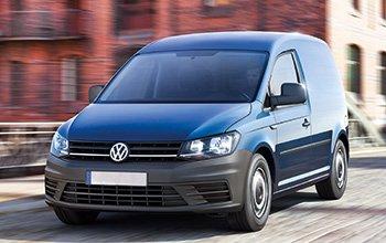 Equipamiento furgonetas Volkswagen Caddy