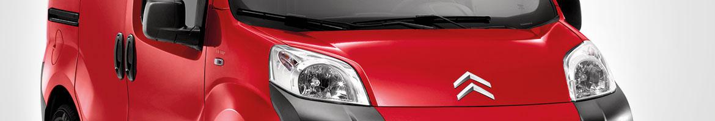Store Van - wyposażenie samochodów serwisowych Citroën Nemo