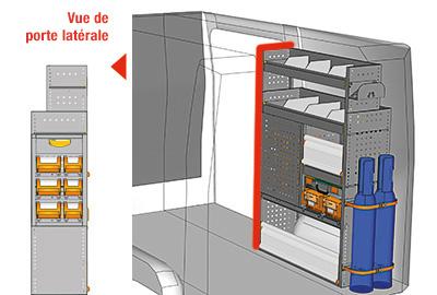 Aménagement Crafter SP-1015-11
