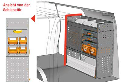 Fahrzeugeinrichtungen Connect CN 1010 02