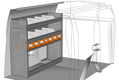Fahrzeugeinrichtungen für Connect CN 1210 03