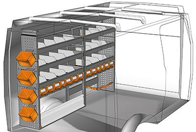 Fahrzeugeinrichtungen für Iveco Daily DA 2214 01