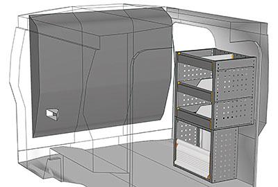 Fahrzeugeinrichtungen für Bipper FI 0509 02