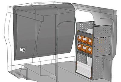 Fahrzeugeinrichtungen für Bipper FI 0509 05