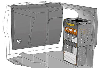 Fahrzeugeinrichtungen für Bipper FI 0509 06