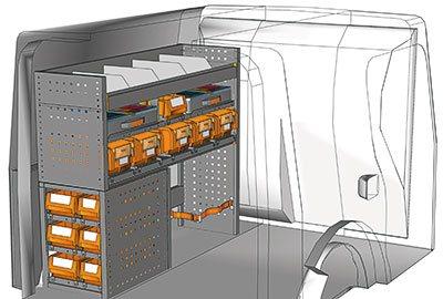 Fahrzeugeinrichtungen für Citan KA 1210 04