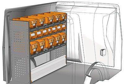 Fahrzeugeinrichtungen für Kangoo KA 1210 06