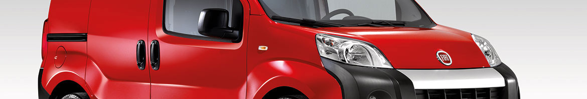 Van equipment for Fiorino
