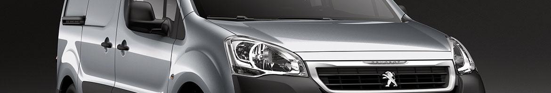 Store Van - wyposażenie samochodów serwisowych Peugeot Partner