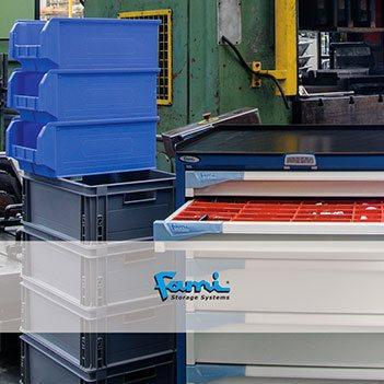 industrial storage equipment