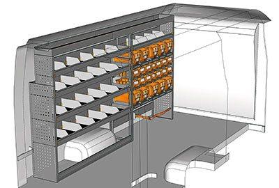 Exemples aménagements Renault Master MA 2916 01