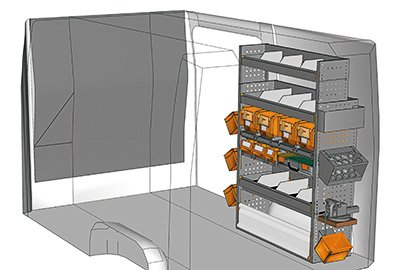 Aménagement Crafter SP-1015-03