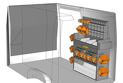 Equipamiento Crafter SP-1015-07