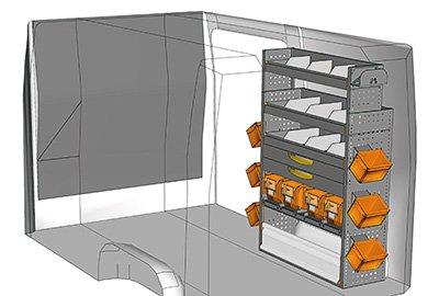 Aménagement Crafter SP-1015-08