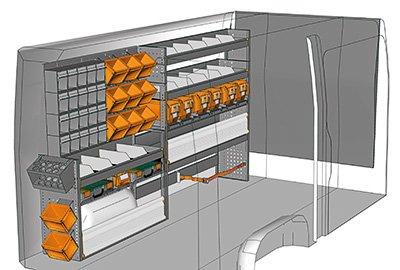Equipamientos Volkswagen Crafter SP-2715-07