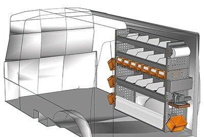 Equipamiento Transporter TS 1212-01