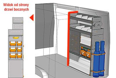 Zabudowy Crafter SP 1015-11