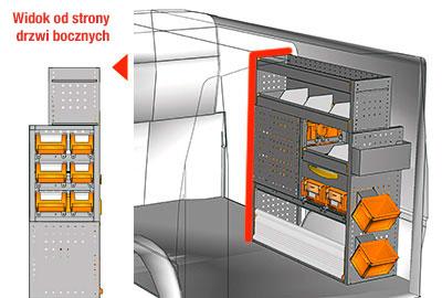 Zabudowy Transporter TS 1012-05
